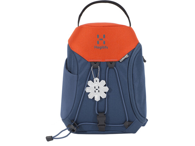 Haglöfs Corker X-Small Backpack Set, Large Kids, blue ink/sunset